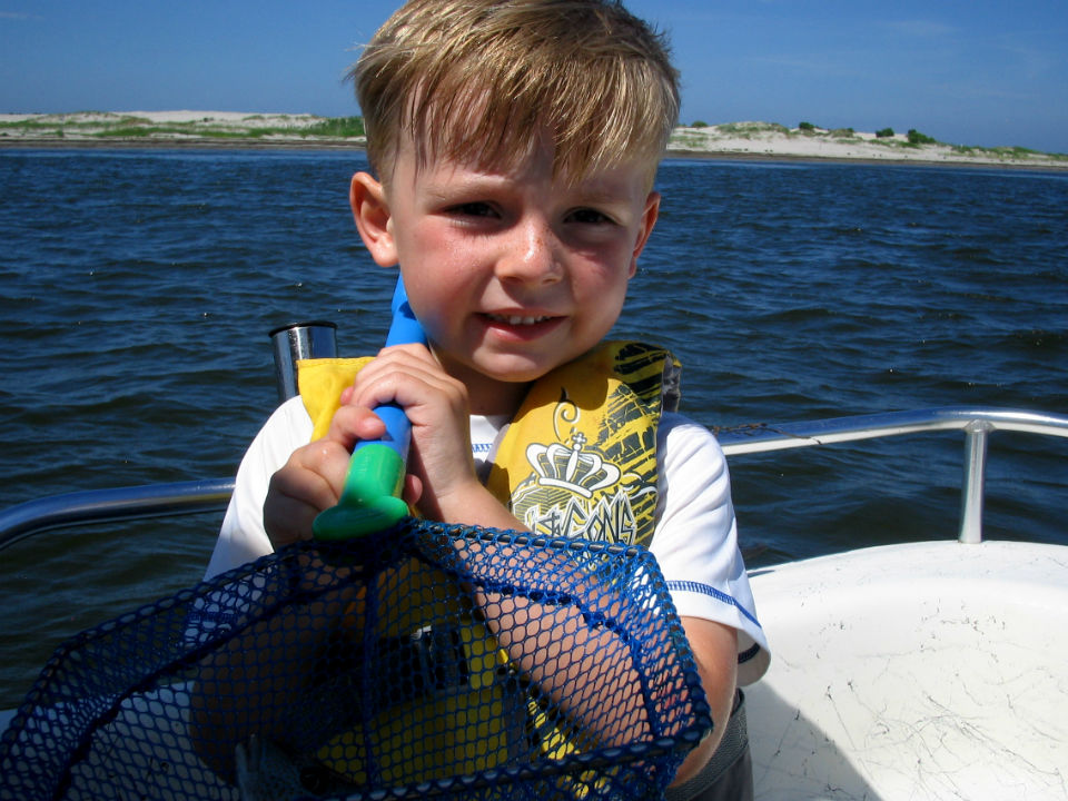 OBX kid's fishing charter