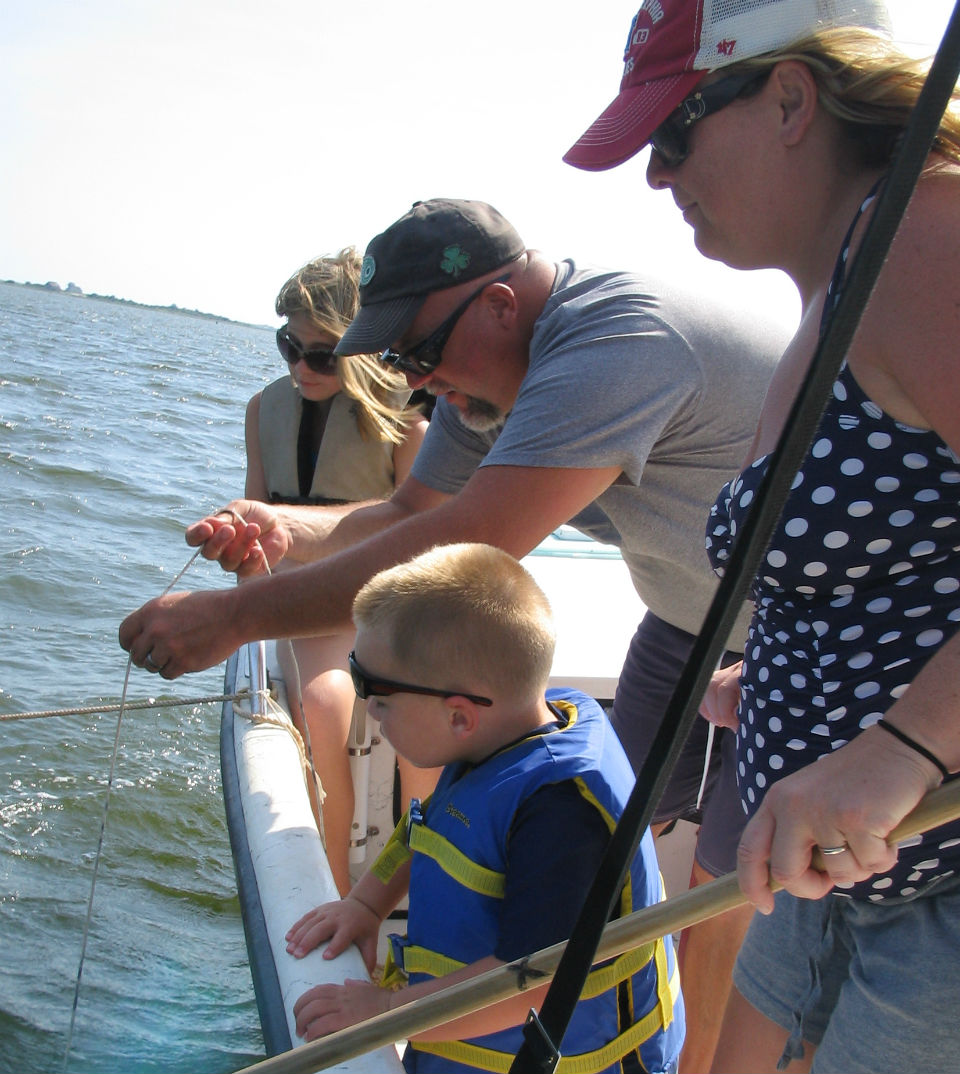OBX kid's fishing adventures