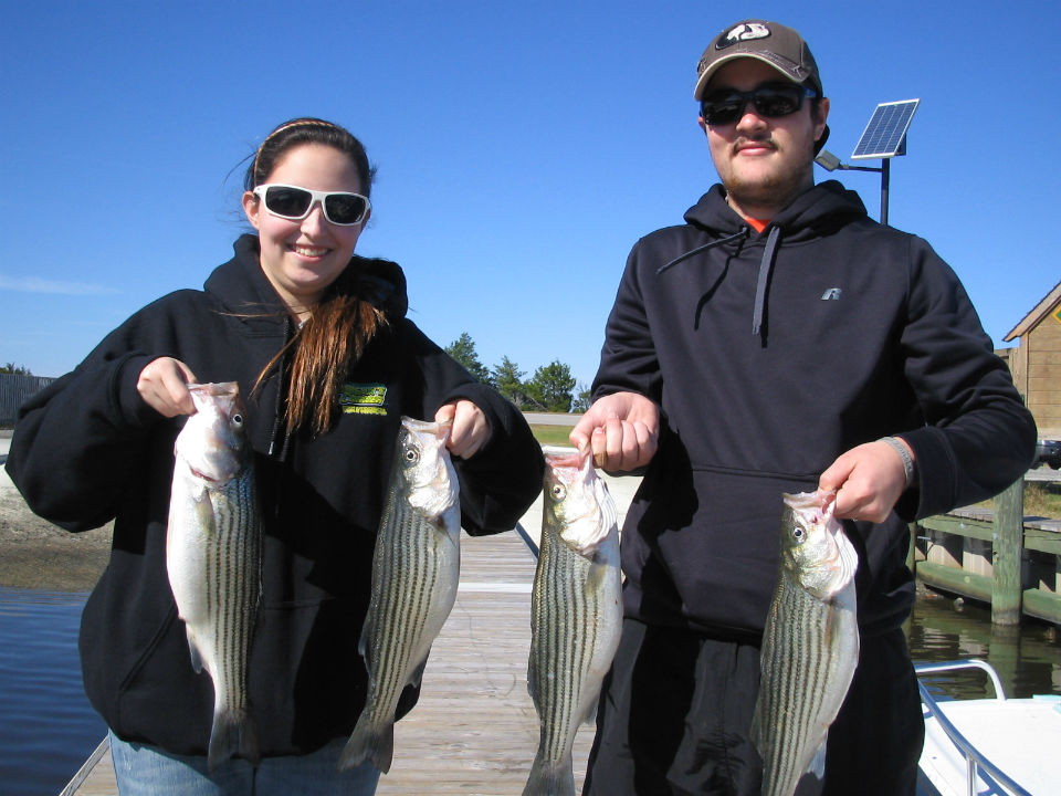 OBX rockfish charter
