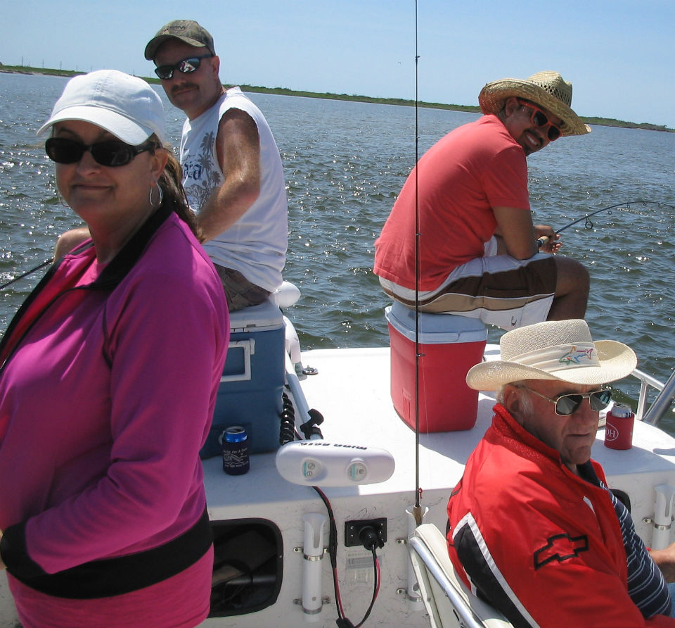 OBX Spring Fishing Charter