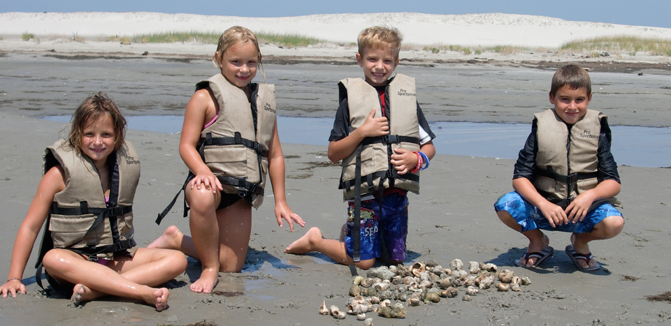 Take a Kid Fishing on the Outer Banks