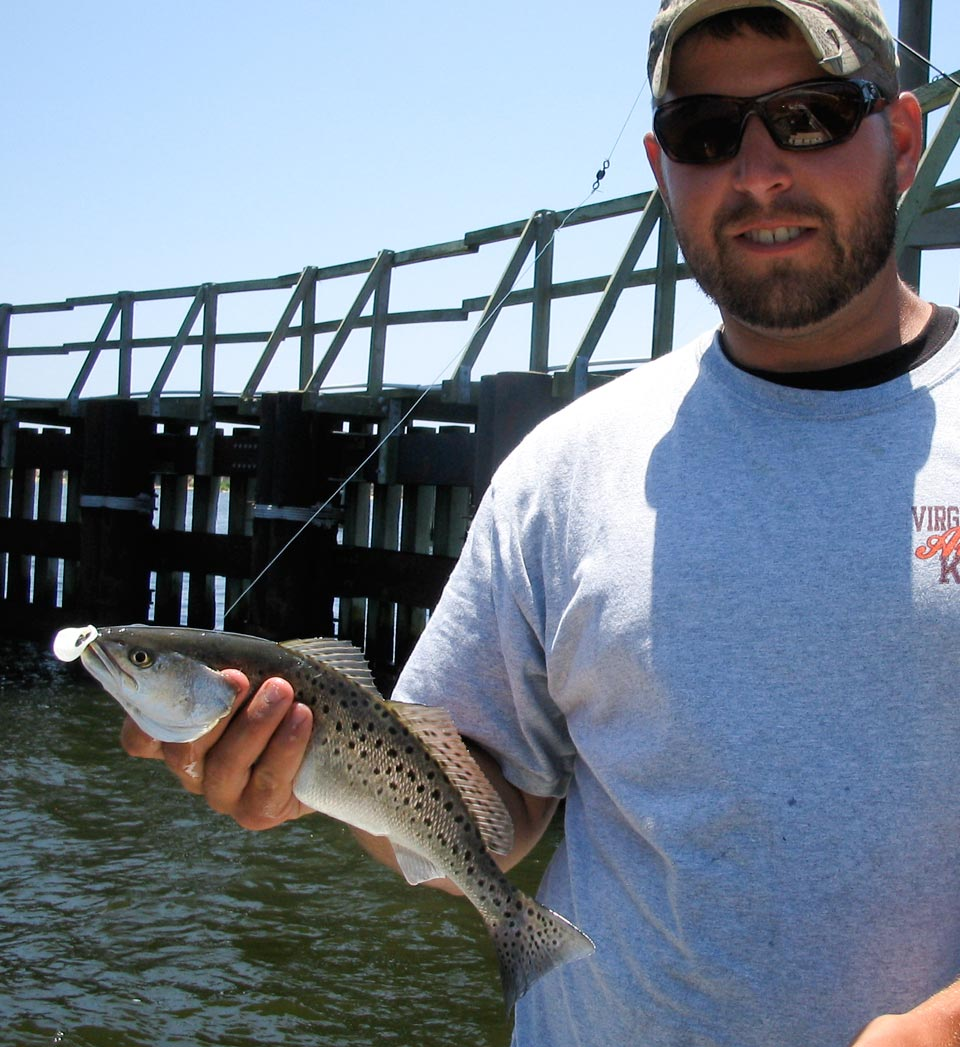 Outer Banks Spotted seatrout