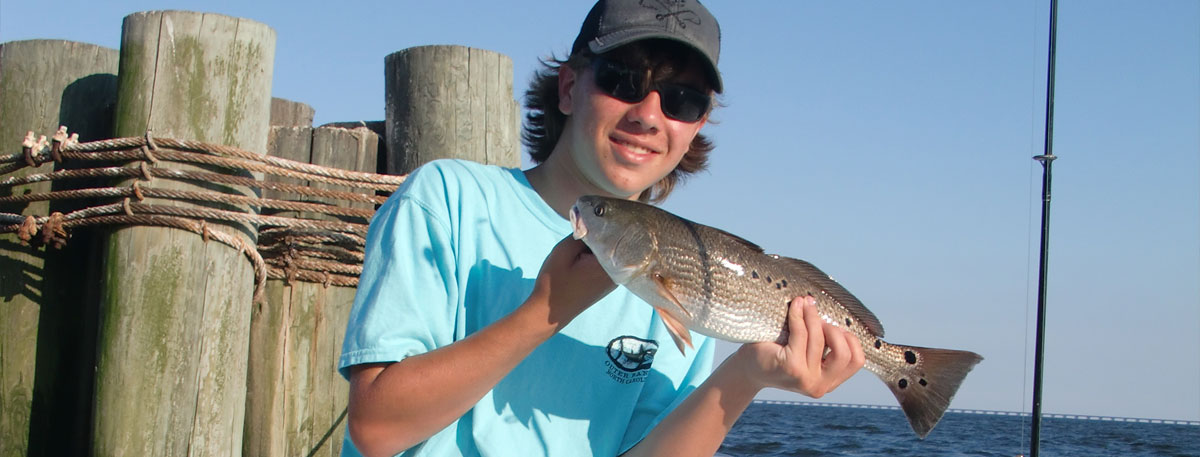OBX Red drum